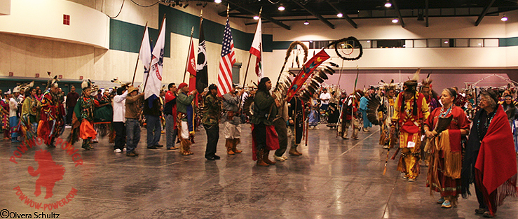 Grand Entry Fresno New Year's Eve Powwow