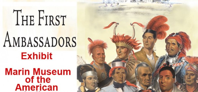 First Ambassadors: Rare Lithos of Tribal Leaders Visits To Washington