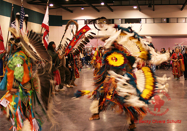 Fresno New Year's Eve Powwow