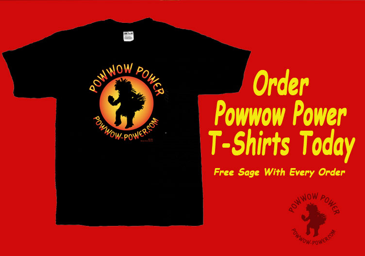 Powwow Power T-Shirts