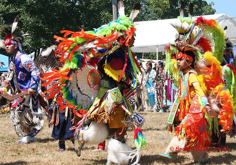Sea Fair Powwow