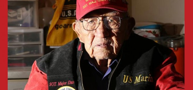 Code Talker's Birthday Wish For Veterans' Day