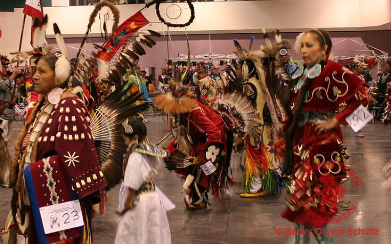 Five New Year's Eve Powwows
