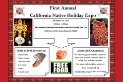 1st Annual California Native Holiday Expo