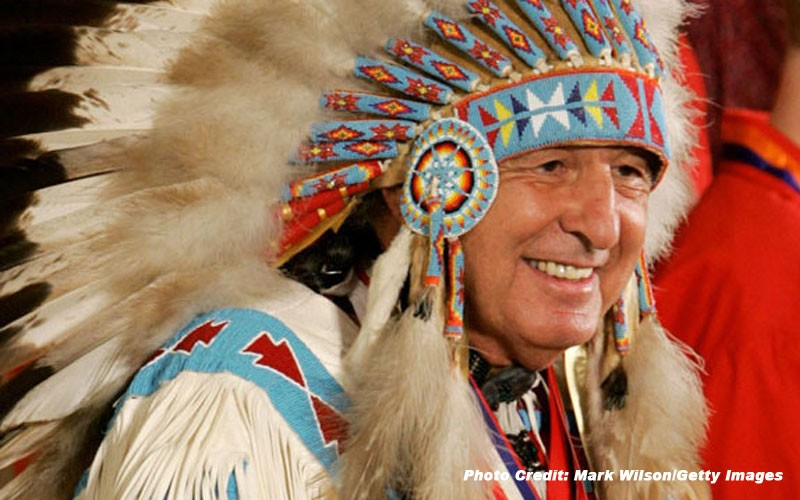 Ben Nighthorse Campbell To Co-Chair Committee For Native American Veterans Memorial