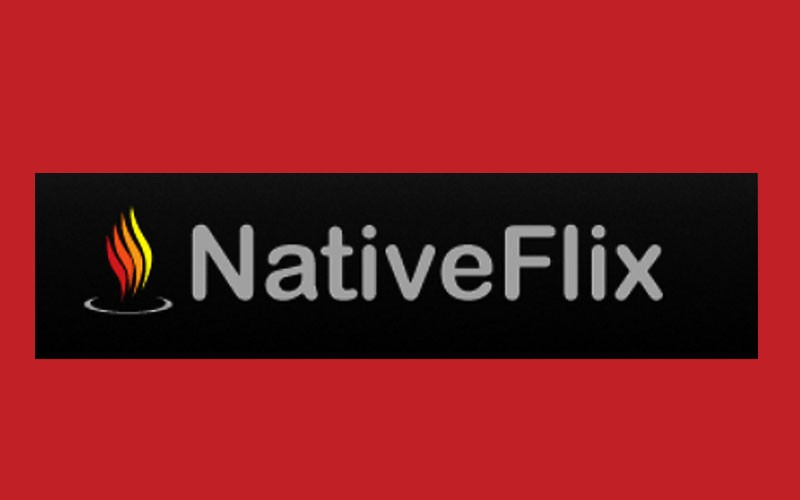 NativeFlix Offers Streaming Media Service Featuring Indigenous Content