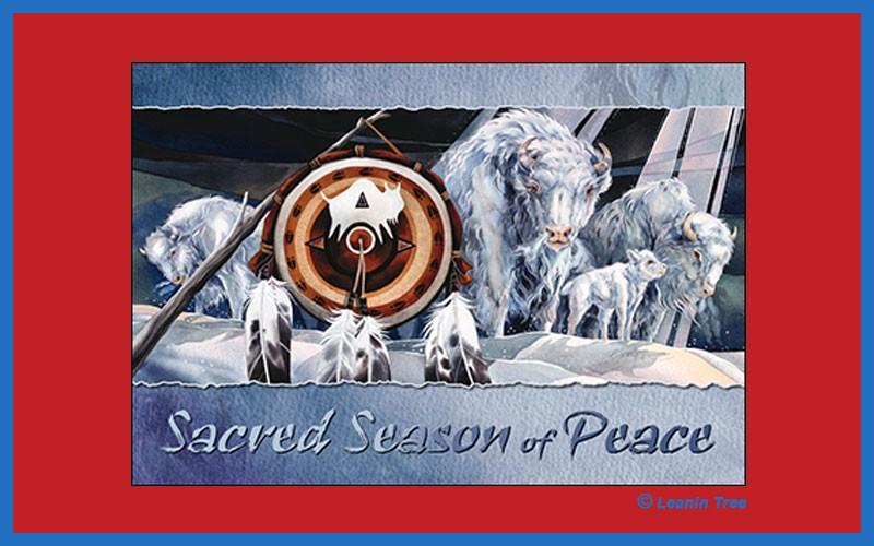 Merry Christmas, Powwow Community!