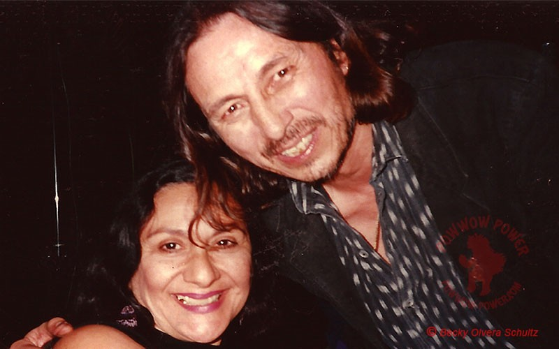 John Trudell, Native American  Activist, Poet, Actor, Musician & Author Passes