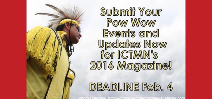 Indian Country Today Media Network Seeking Powwow Event Submissions