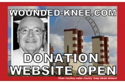 Wounded Knee Website Now Up To Accept Donations