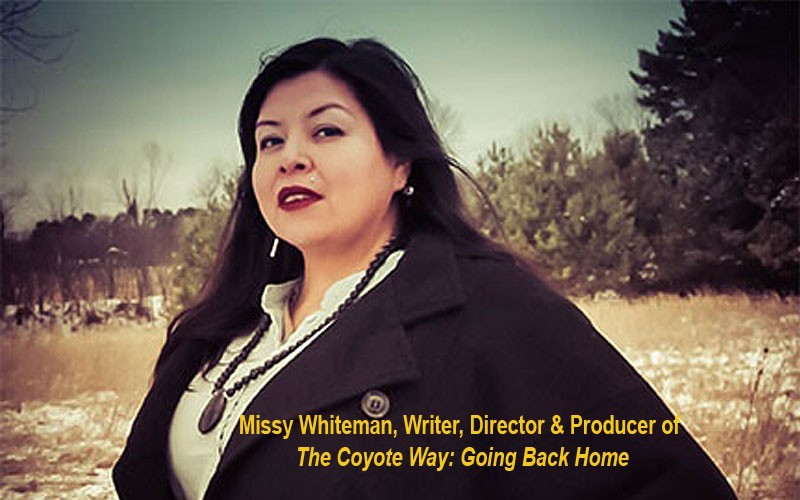 The Coyote Way: Going Back Home