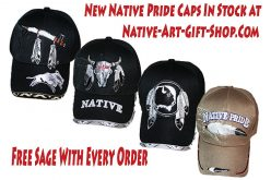 New Native Pride Caps In Stock