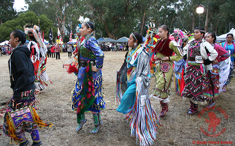 45th Annual Stanford Powwow, 2016