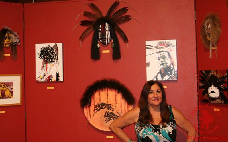 """Tribal Voices"", Petaluma Historical Museum Exhibit"
