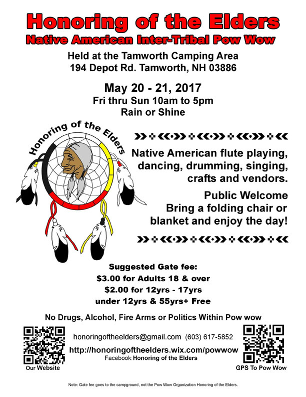 Honoring of the Elders Powwow