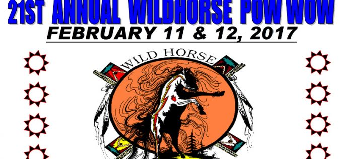 21st Annual Wildhorse Powwow This Weekend