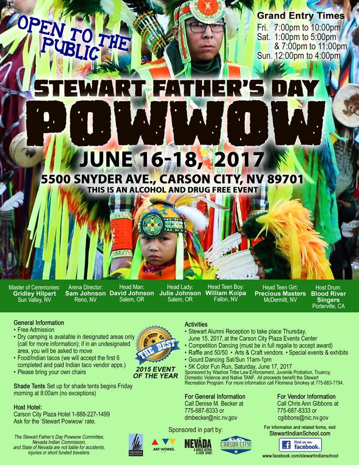 Stewart Father's Day Powwow