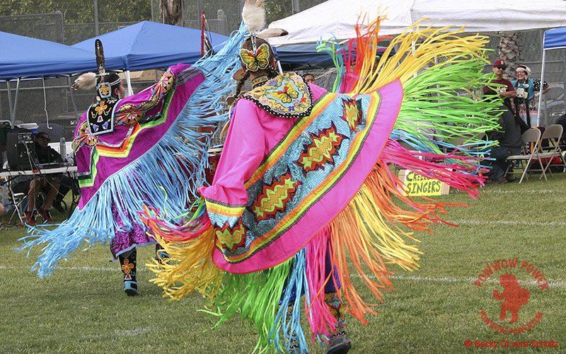 Native American Pow Wows Celebrate Patriotism, Unity