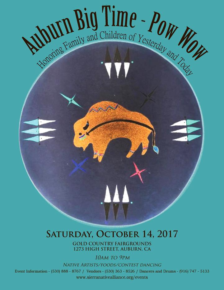 Auburn Big Time Powwow