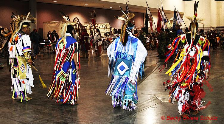 Powwow Grass Dancers