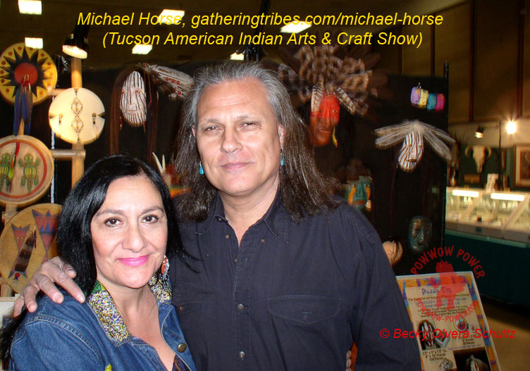 michael horse