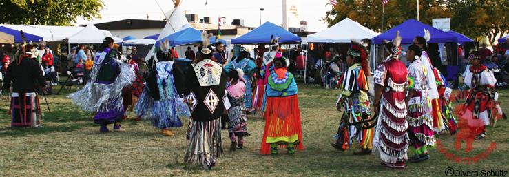 Powwow Dancers, Pahrump Powwow