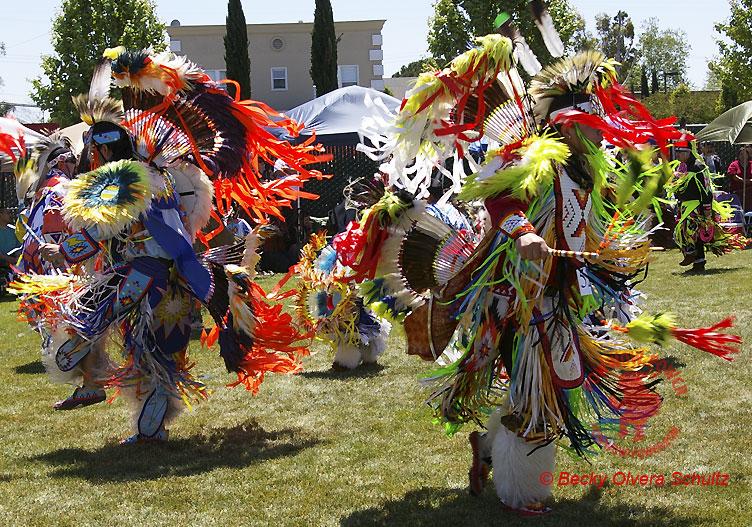 Sacramento Powwow