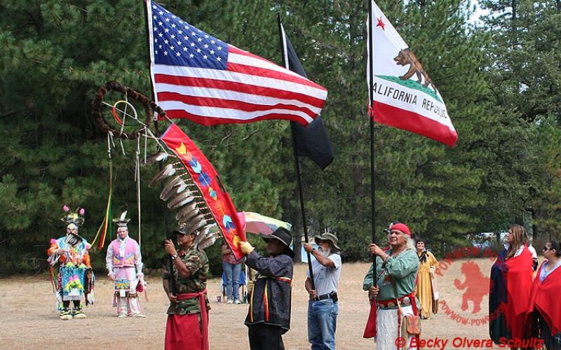 Native American Rights Fund Celebrates Veterans Day