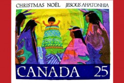 First Native American Christmas Carol