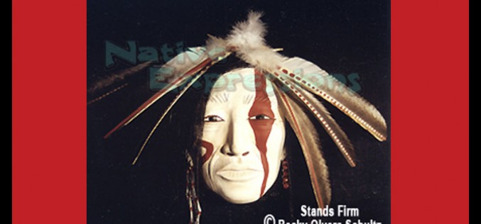 Native American Masks Video