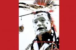 Powwow Dancer Portrait Series-Mickey Mason (Caddo)