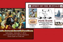 Two Awesome Powwows This Weekend of Jan. 9-10, 2016