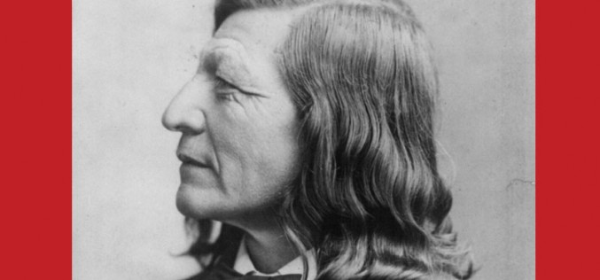 Oglala Lakota Chief , Luther Standing Bear's Famous Words