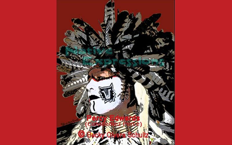 Powwow Dancer Series-Percy Edwards (Colville/Nez Perce)