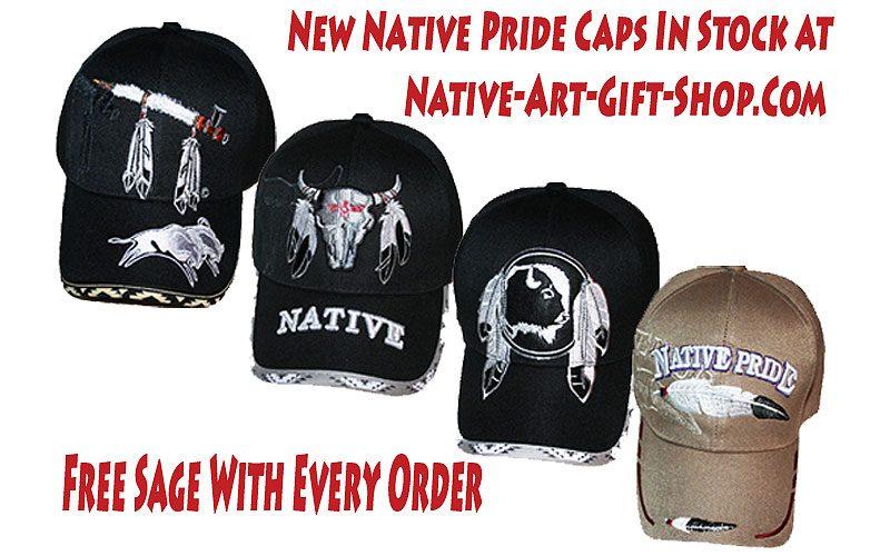 New Native Pride Caps In Stock