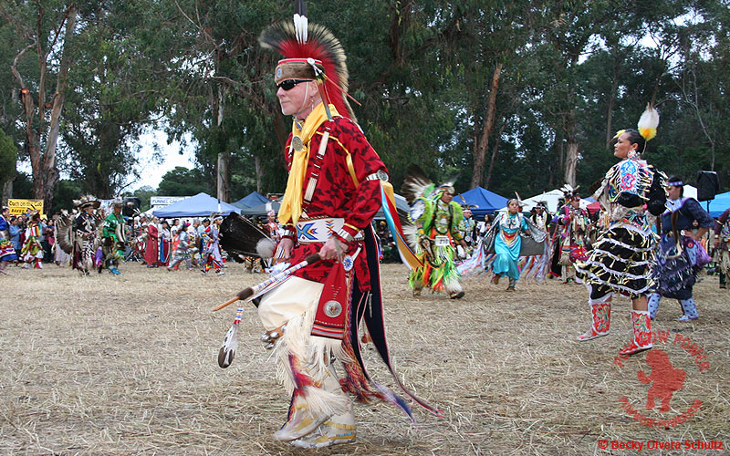 45th Annual Stanford Powwow, 2016