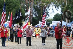 Fun Time At 45th Annual Stanford Powwow