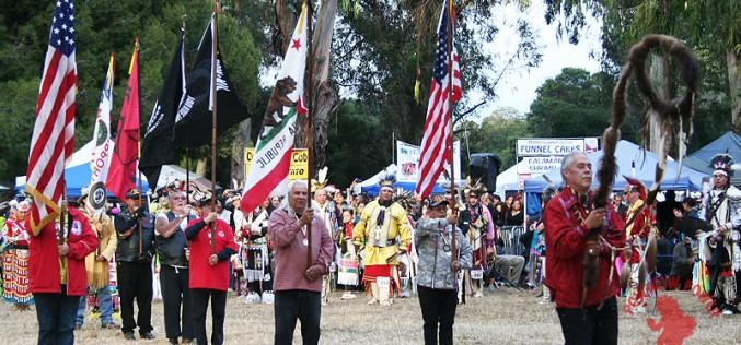Fun Time At 45th Annual Stanford Powwow