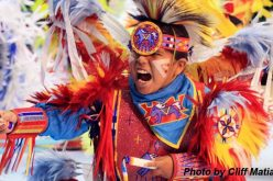 Indian Country Today's Photographers Look Back at 2016 Powwow Photos