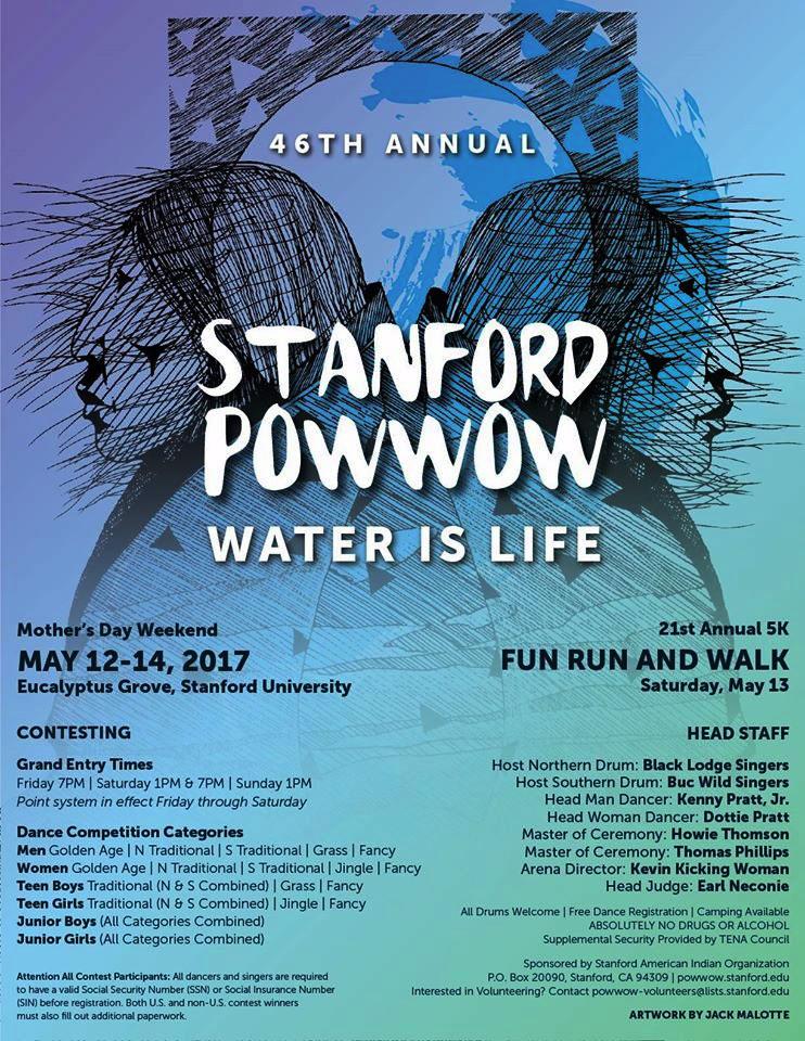 Stanford Powwow 2017