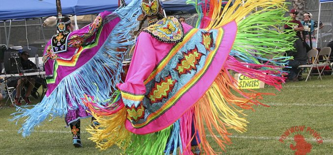 Native American Powwows Celebrate Patriotism, Unity