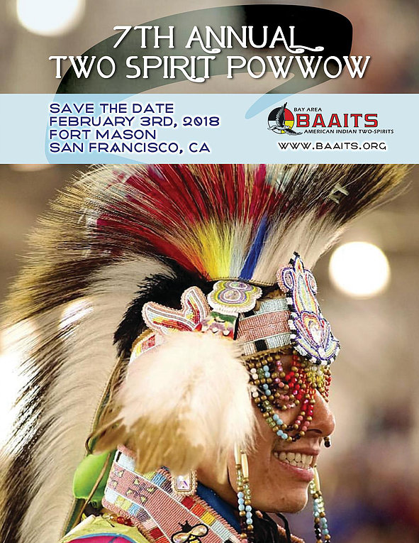2018 BAAITS Two Spirit Powwow