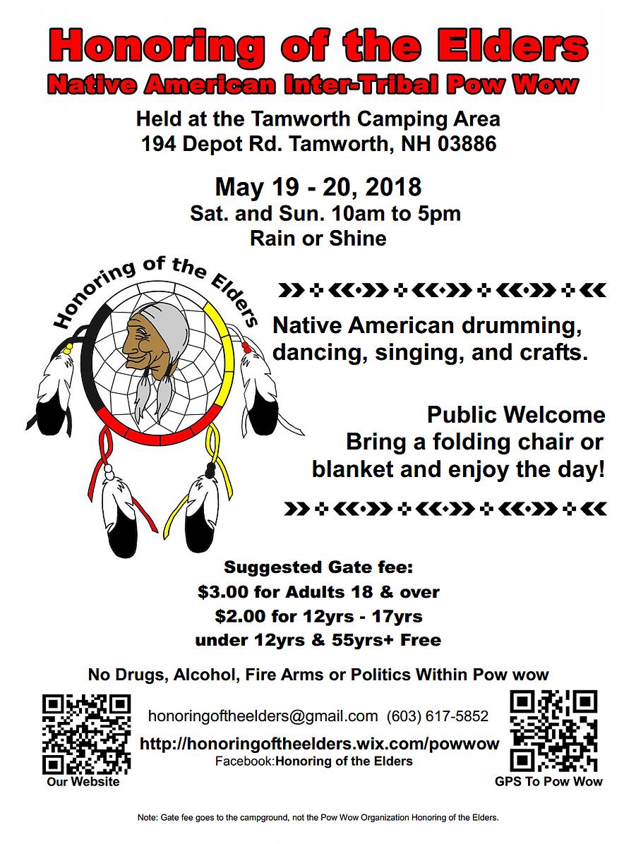 Honoring of the Elders Powwow