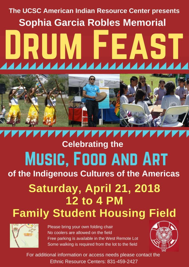 UCSC Drum Feast 2018