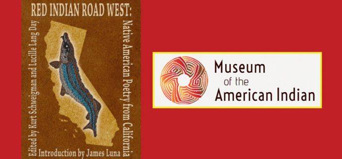 Anthology of Native Poets Reading