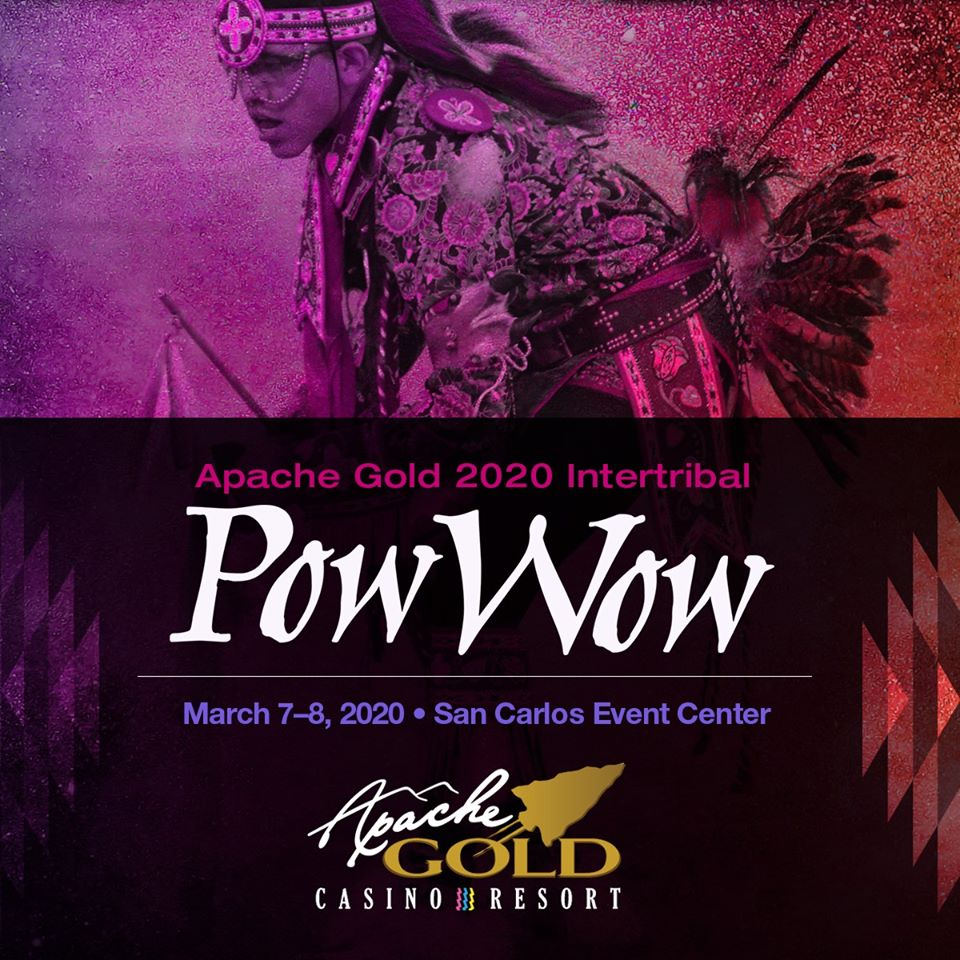 Apache Gold Casino Powwow Powwows Calendar Native American